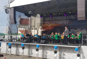 HKO, HNPO ja Marko Matvere Eesti kultuuripäeval Minskis 2019